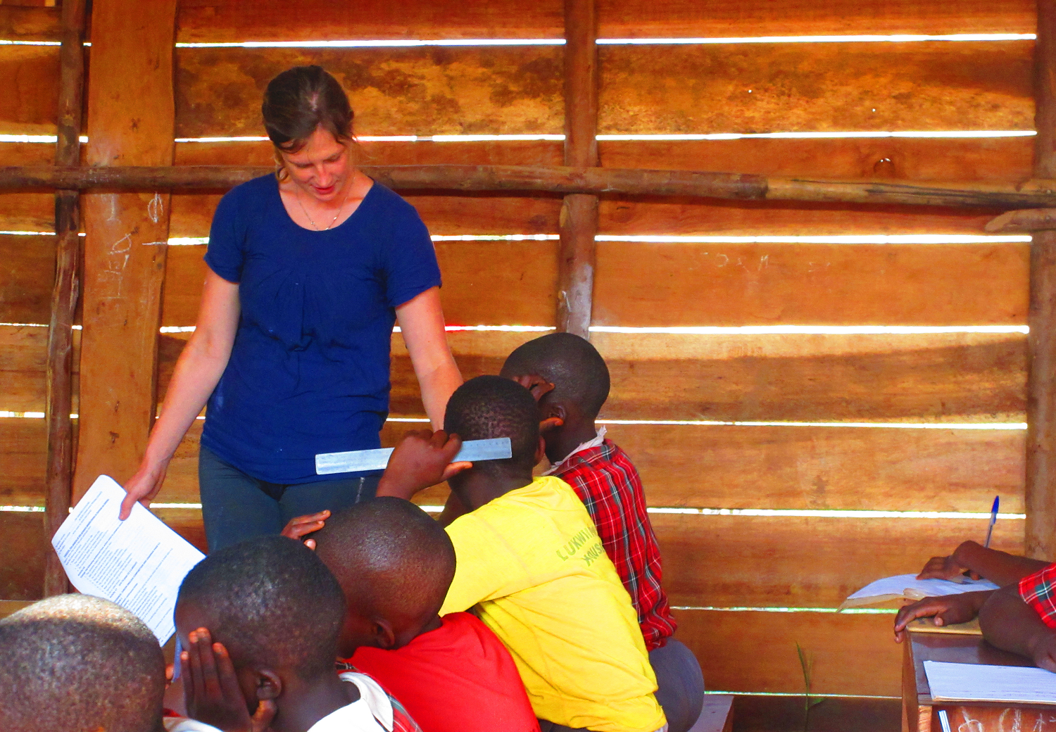 A Typical Day For A Volunteer in Uganda