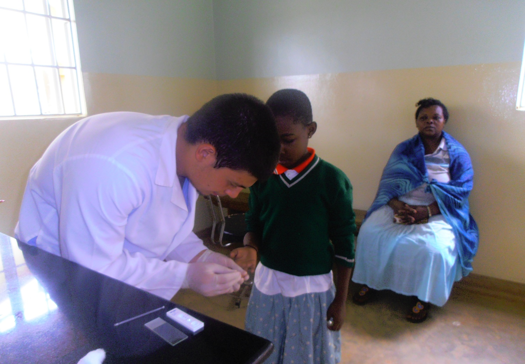Ssamba Rural Healthcare Projects